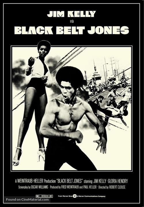 Black Belt Jones - Movie Cover