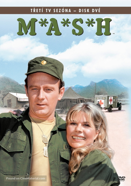 """M*A*S*H"" - Czech Movie Poster"