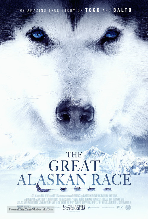 The Great Alaskan Race - Movie Poster