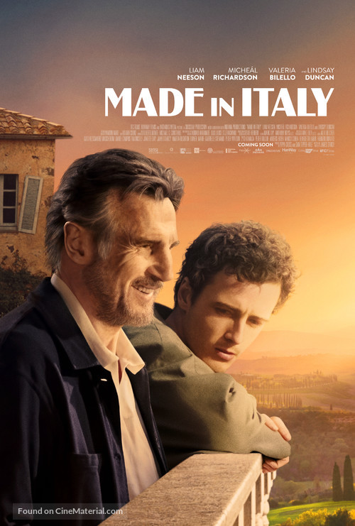 Made in Italy - Movie Poster