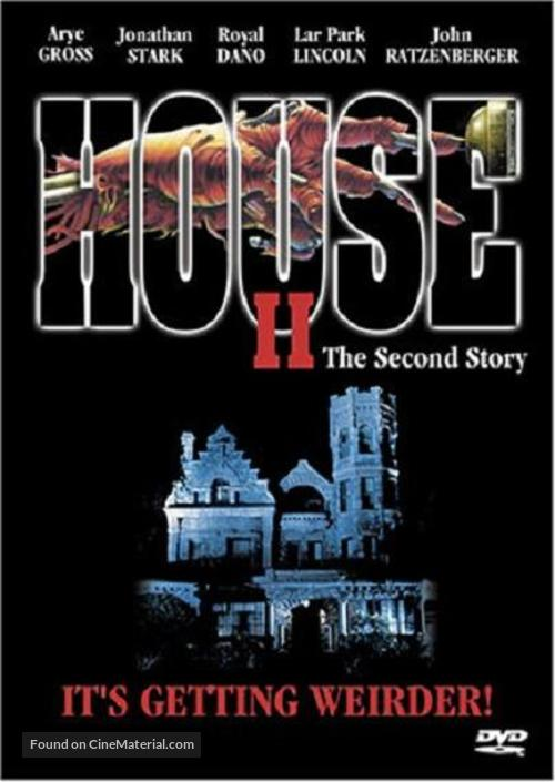 House II: The Second Story - Movie Cover