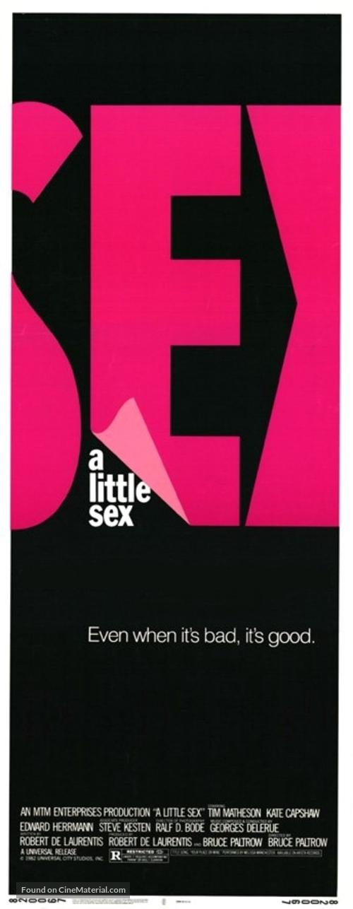 A Little Sex - Movie Poster