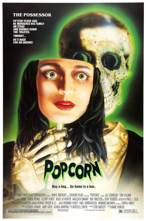 Popcorn - Movie Poster