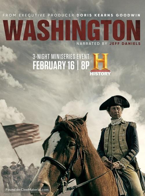 Washington - Movie Poster