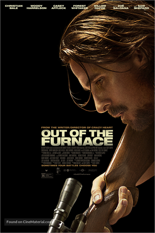 Out of the Furnace - Movie Poster