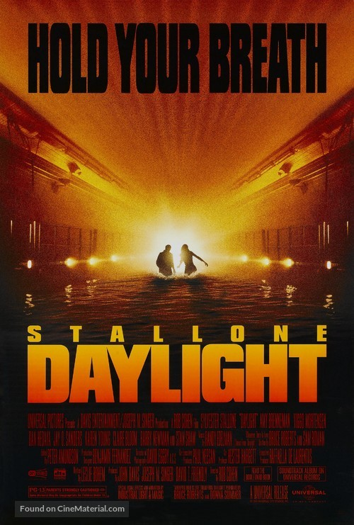 Daylight - Movie Poster