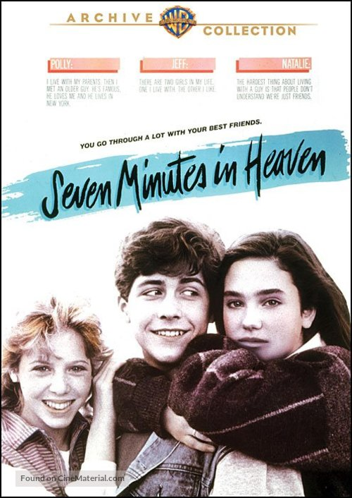 Seven Minutes in Heaven - Movie Cover