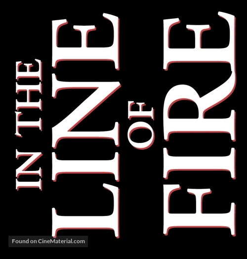 In The Line Of Fire - Logo