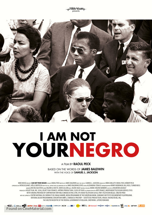 I Am Not Your Negro - French Movie Poster