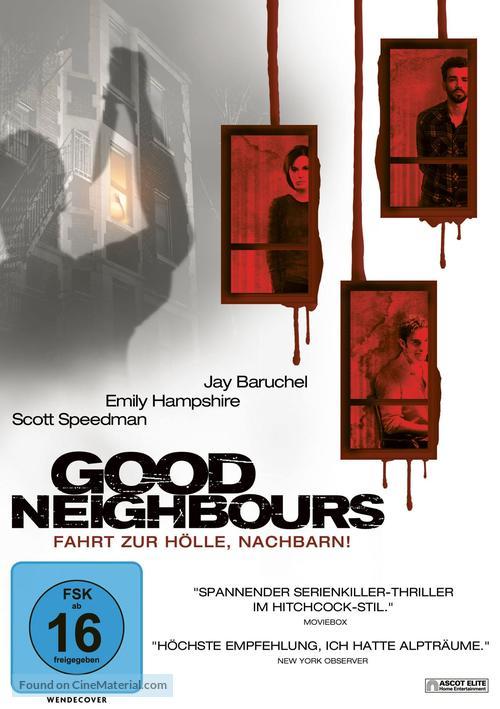 Good Neighbours - German DVD cover