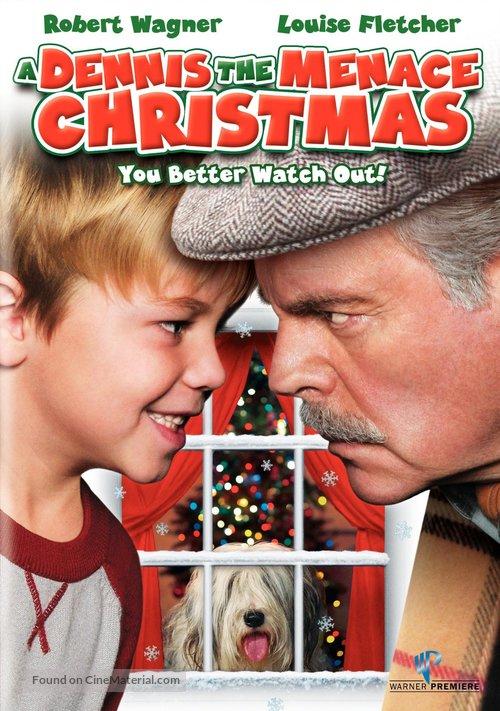 A Dennis the Menace Christmas - DVD movie cover
