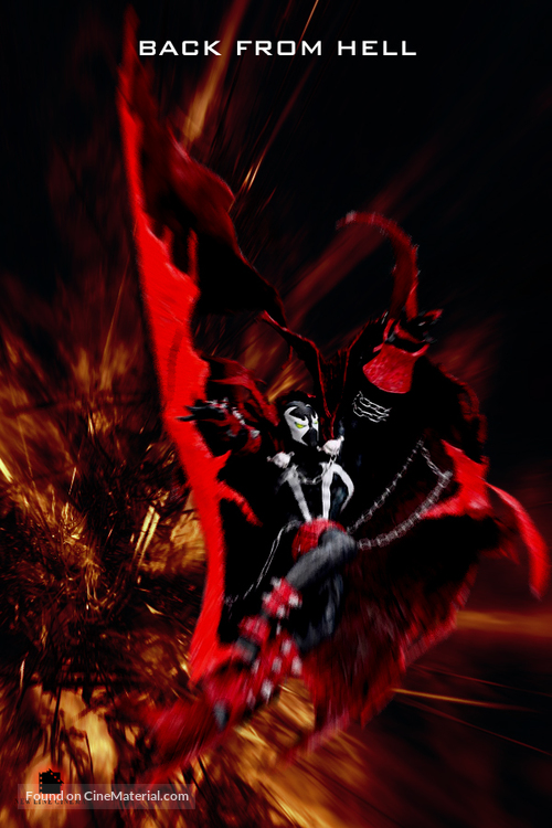 """""""Spawn: The Animation"""" - poster"""