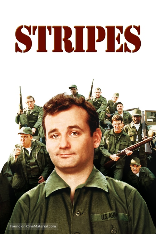 Stripes - DVD cover
