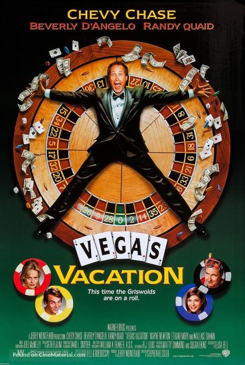 Vegas Vacation - Movie Poster