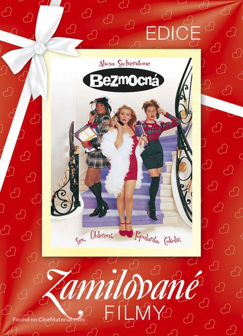 Clueless - Czech Movie Cover