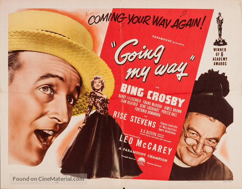 Going My Way - Movie Poster