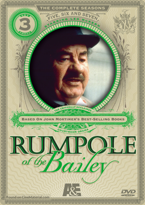 """""""Rumpole of the Bailey"""" - Movie Cover"""