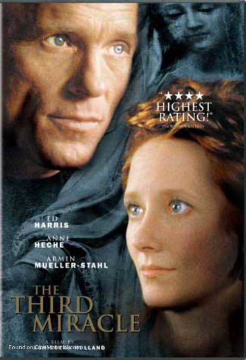 The Third Miracle - DVD movie cover