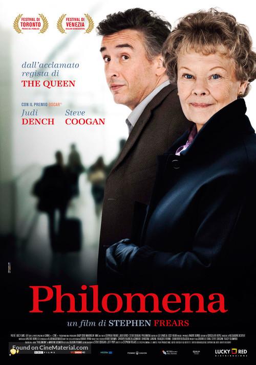 Philomena - Italian Movie Poster