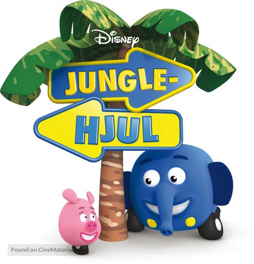 """Jungle Junction"" - Danish Logo"
