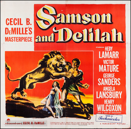 samsom and delilah movie review