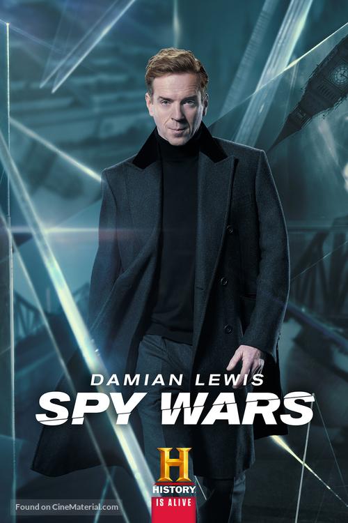 """""""Spy Wars"""" - British Movie Poster"""
