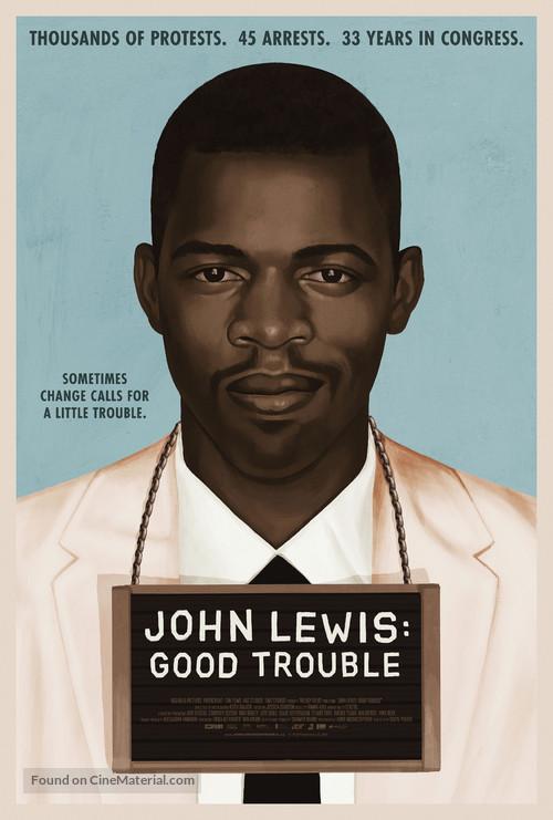 John Lewis: Good Trouble - Movie Poster