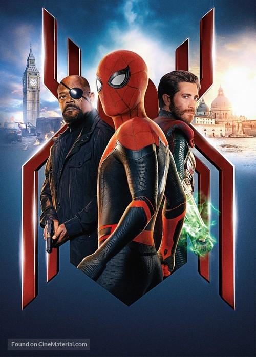 Spider-Man: Far From Home - Key art