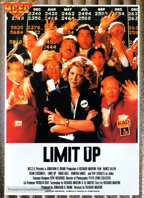 Limit Up - Movie Poster