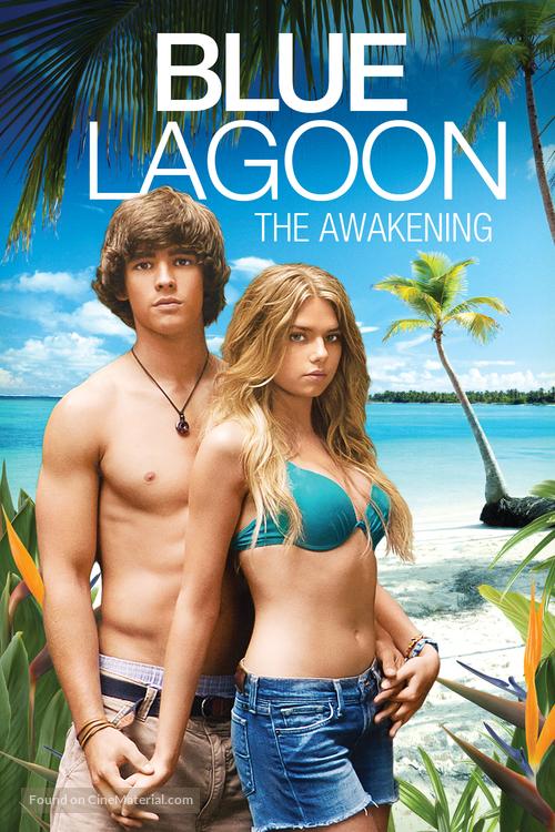 Blue Lagoon: The Awakening - DVD movie cover