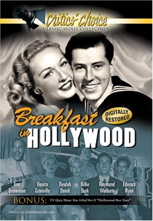 Breakfast in Hollywood - Movie Cover