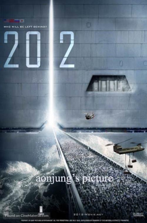 2012 2009 Movie Poster