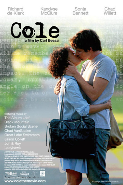Cole - Movie Poster