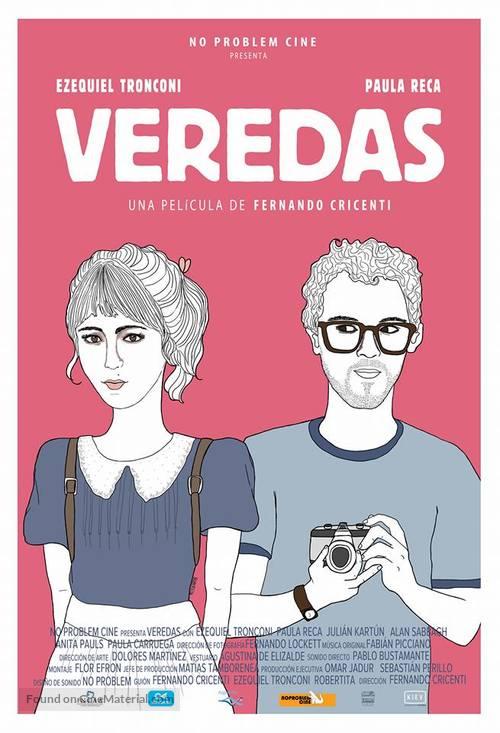 Veredas - Argentinian Movie Poster