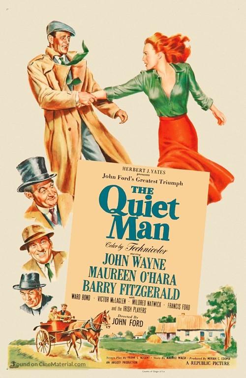 The Quiet Man - Movie Poster