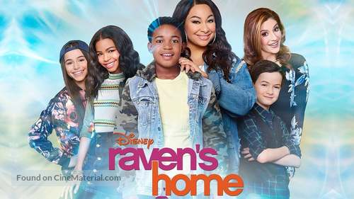 """""""Raven's Thuis"""" - Movie Cover"""