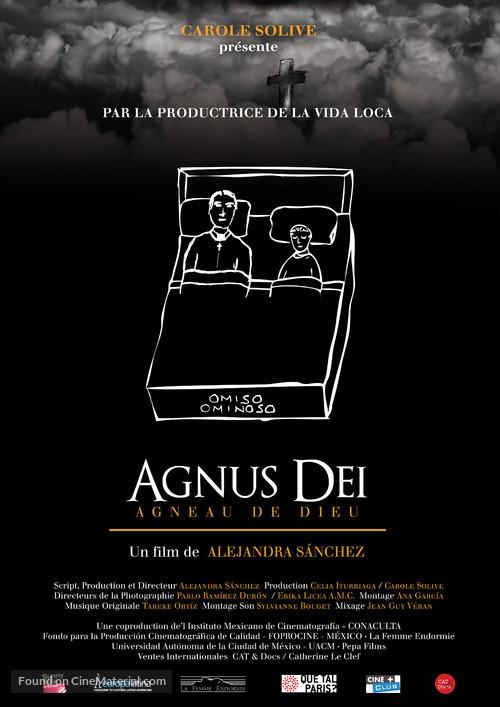 Agnus Dei: Lamb of God - French Movie Poster