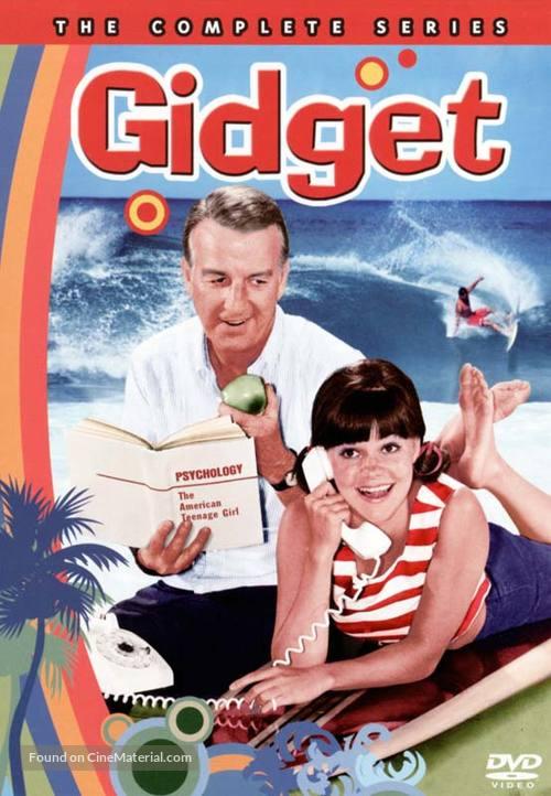 """Gidget"" - DVD movie cover"