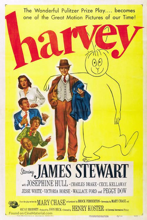Harvey - Movie Poster