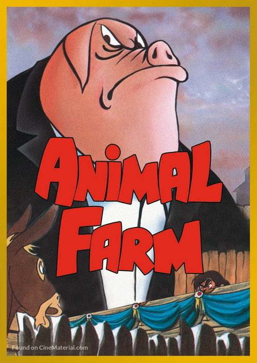 alternate ending animal farm Animal farm is short and contains few words that will hamper and to work out alternative endings he warns them that there may be other animal traitors in.