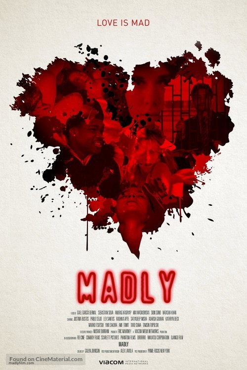 Madly - Movie Poster