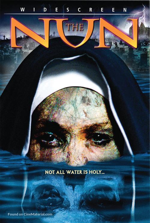 la monja dvd cover