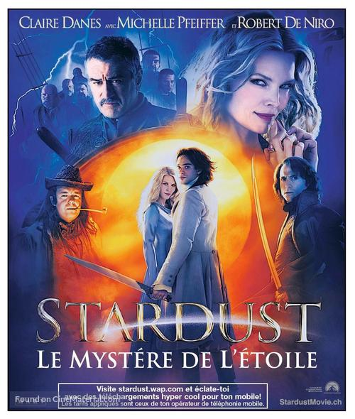 Stardust - Swiss Movie Poster