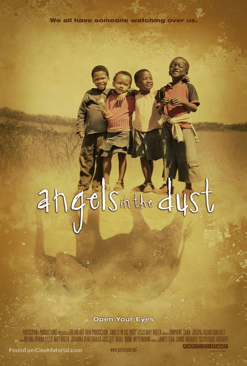Angels in the Dust - Movie Poster