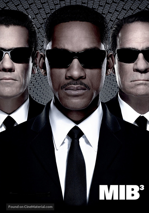 Men in Black 3 - Movie Poster