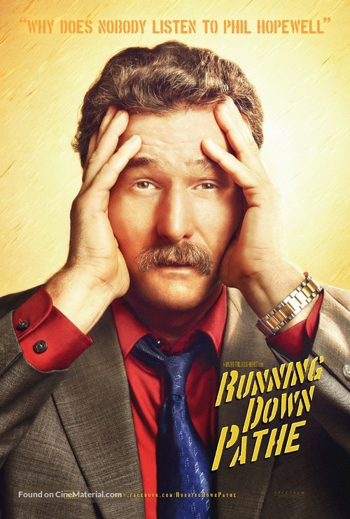 Running Down Pathe - Movie Poster