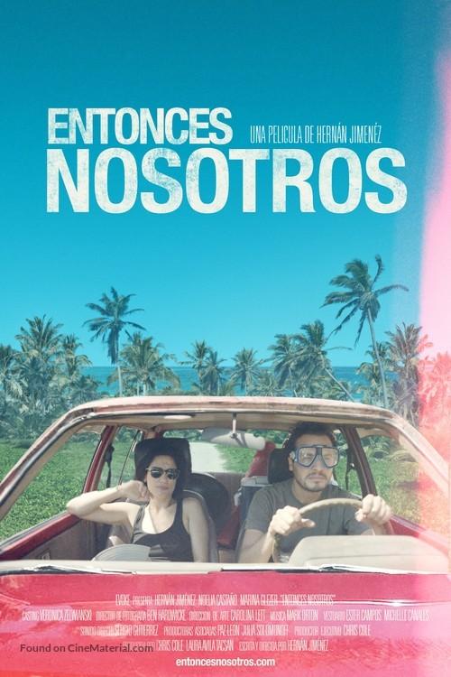 Entonces Nosotros - Costa Rican Movie Poster