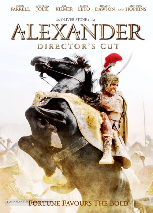 Alexander - Movie Cover