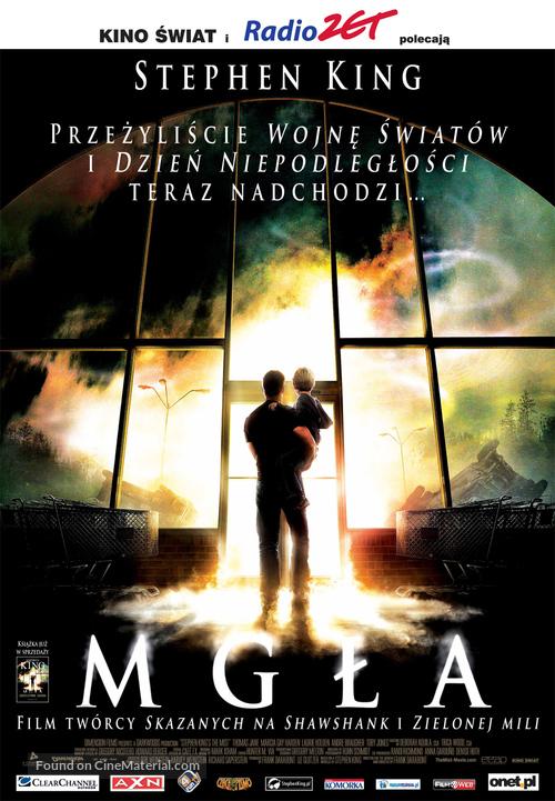 The Mist - Polish Movie Poster