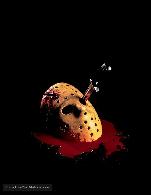 Friday the 13th: The Final Chapter - Key art